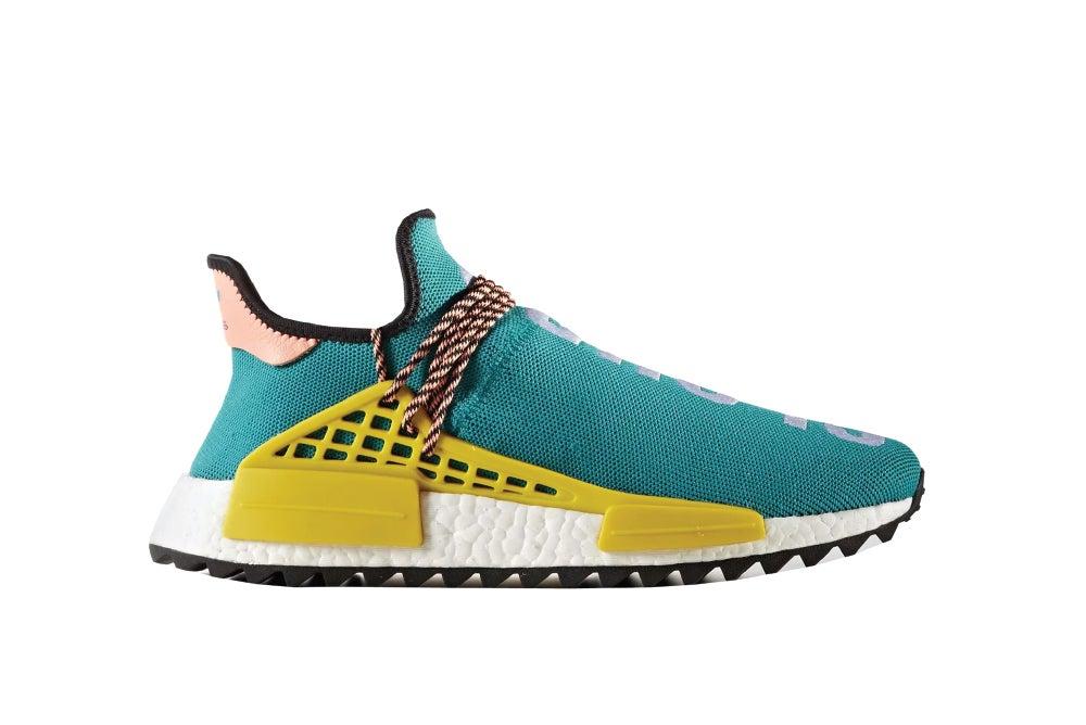 Image of adidas Human Race NMD Pharrell Sun Glow AC7188