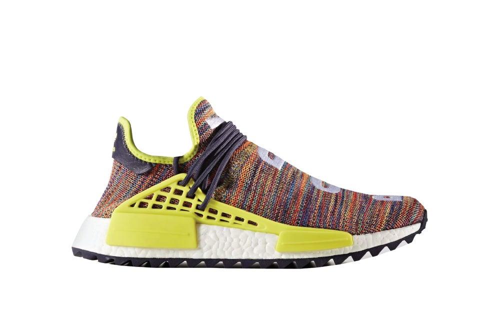 Image of adidas Human Race NMD Pharrell Multi-Color AC7360