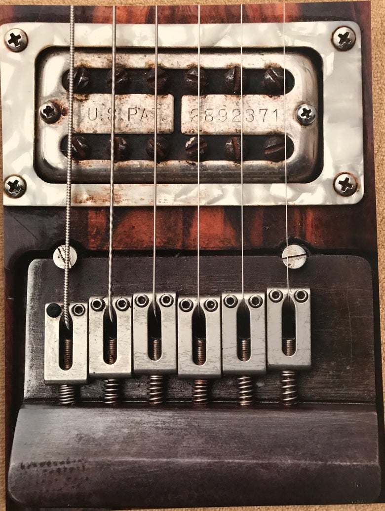 Image of Modest Mouse - Isaac Brock's Guitar