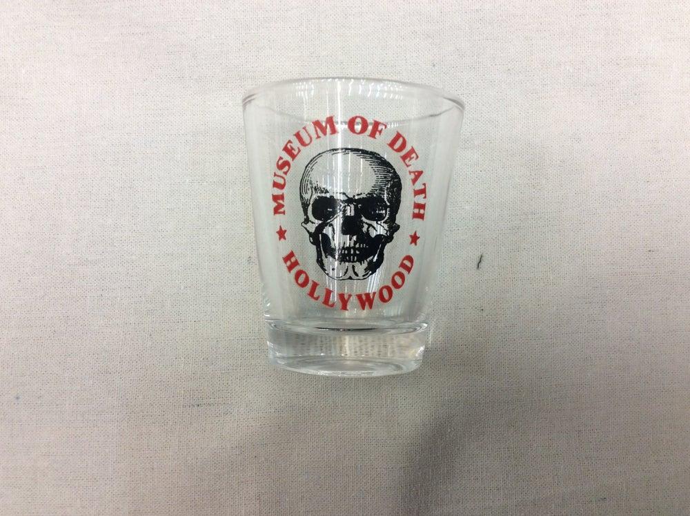 Image of M.O.D. Logo Shot glass