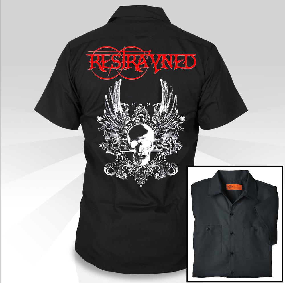 Image of Restrayned Work Shirt
