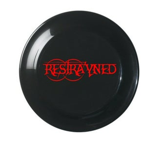 Image of Restrayned Logo Flying Disc