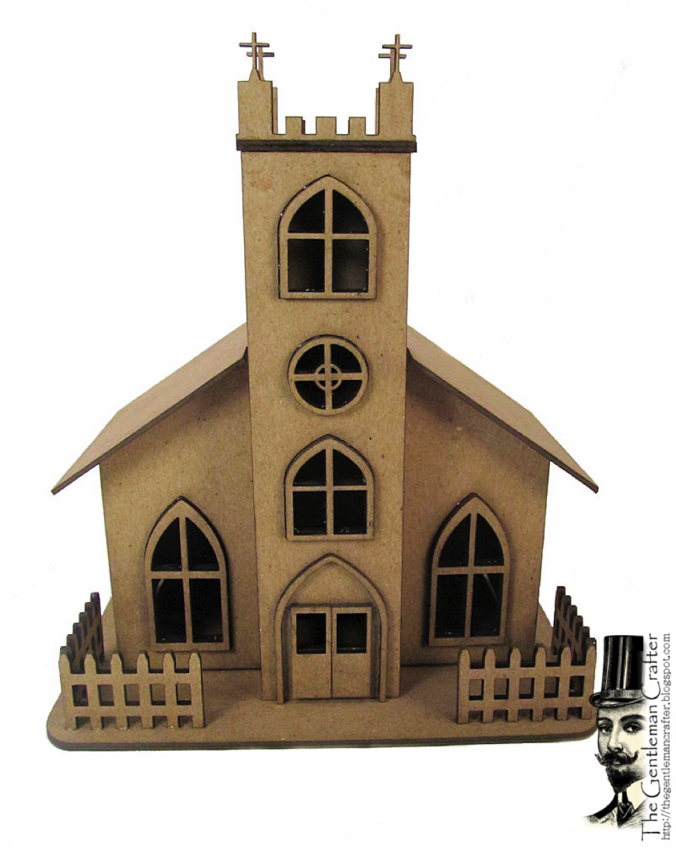 Image of Putz Houses 2016- St. Luke's Church