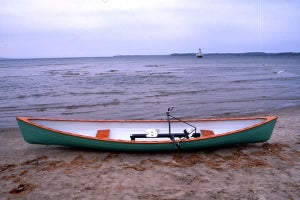 """Image of """"The Champlain"""" Boat Plans"""