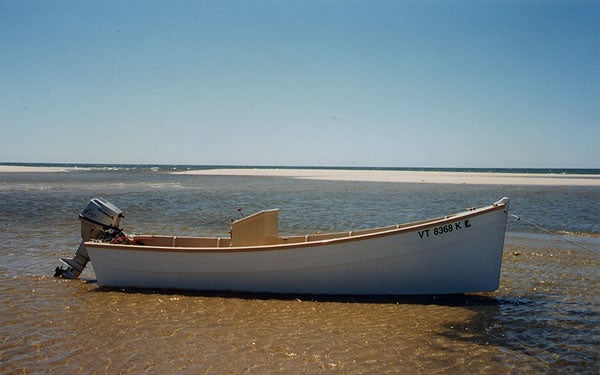 """Image of """"The Long Point"""" Boat Plans"""