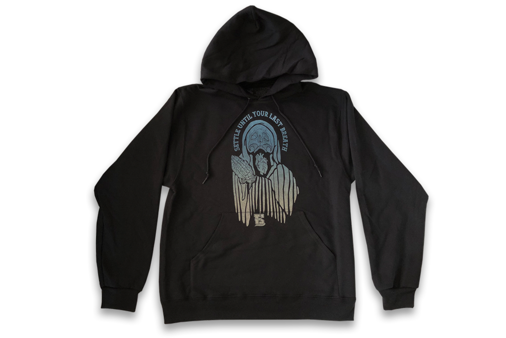Image of Never Settle Hoodie