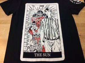 "Image of D.I.E. Dahmer ""The Sun"" Tarot"