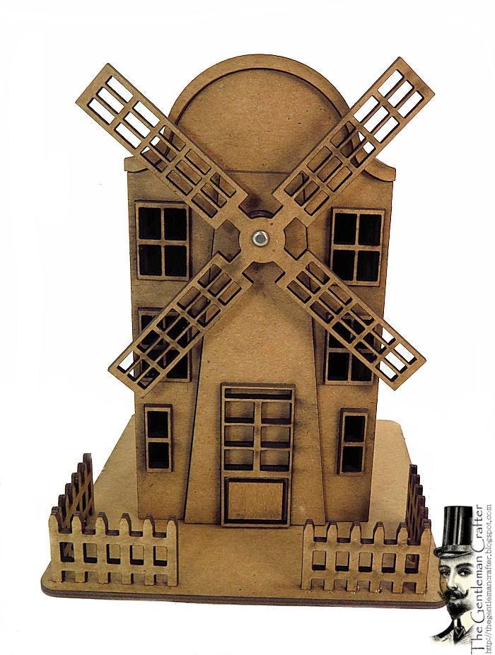 Image of Putz House 2017 - Dutch Windmill