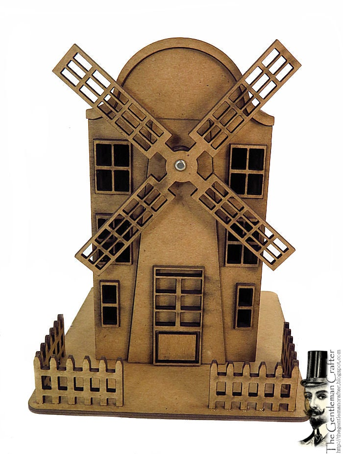 Image of Putz House 2017 - Dutch Windmill