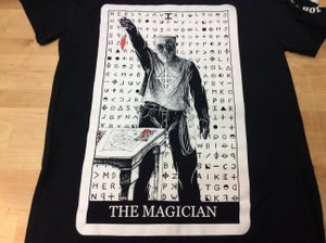 "Image of D.I.E. Zodiac ""The Magician"" Tarot"