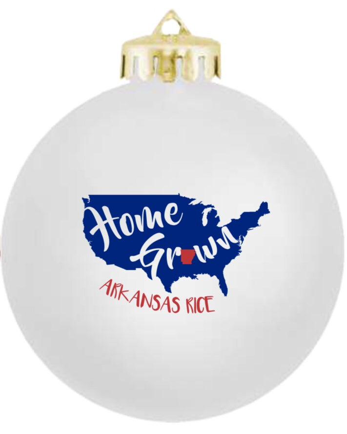 Image of Arkansas Rice ornament