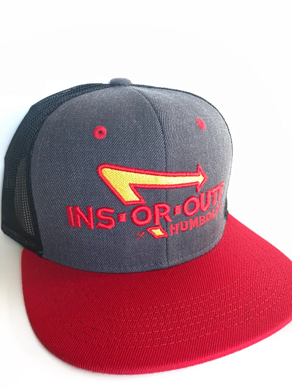 "Image of ""Ins -Or- Outs"" Meshback Hat"