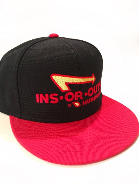 """Image of """"Ins -Or- Outs"""" Snapback Hat"""