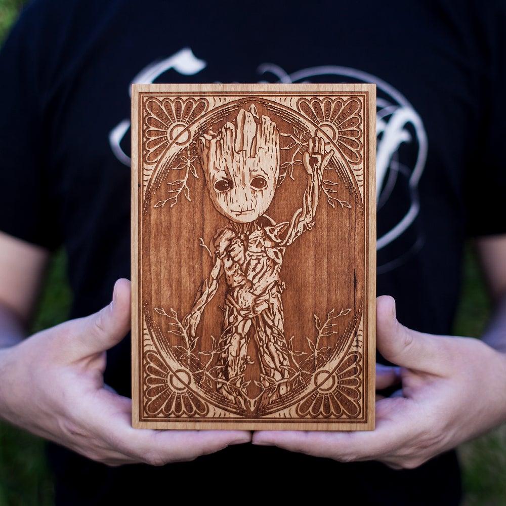 Image of Toddler Groot