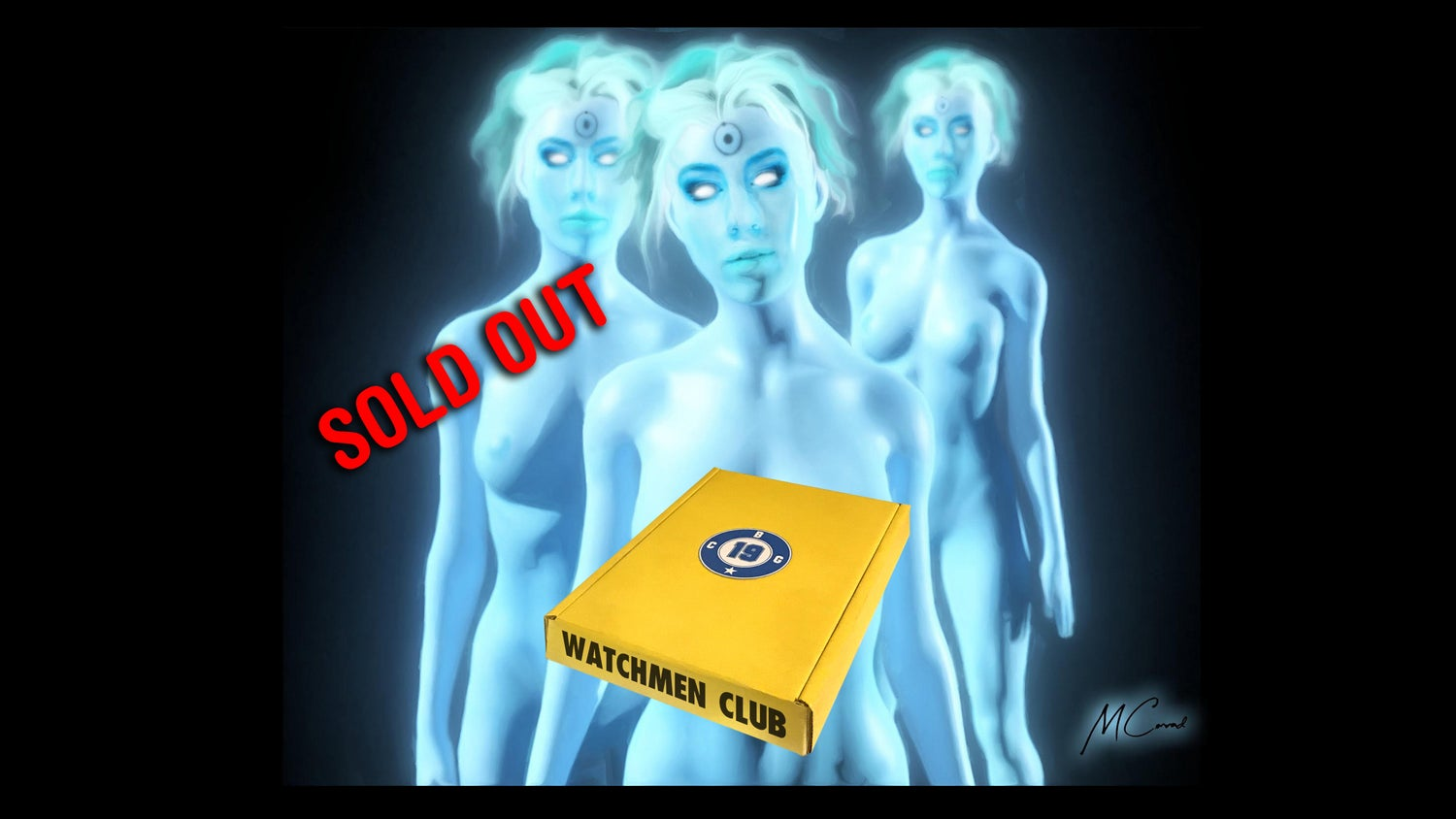 Image of Watchmen Box - (Sold Out)