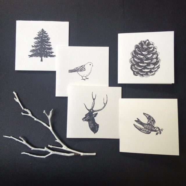 Image of Christmas Gift Card Sets