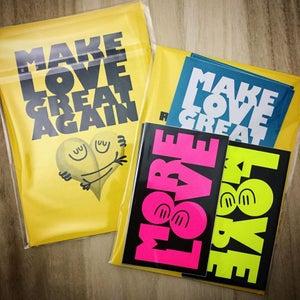 Image of Love Revolutionary Sticker Pack