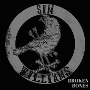 "Image of ""Broken Bones"" CD"