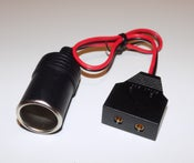 Image of E30 Flashlight Glovebox Power Port
