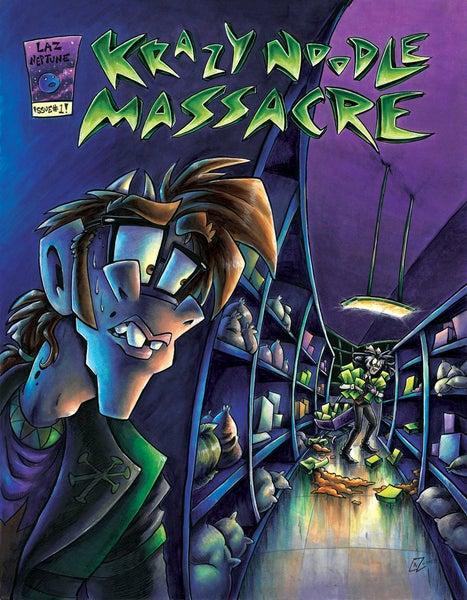 Image of Krazy Noodle Massacre #1