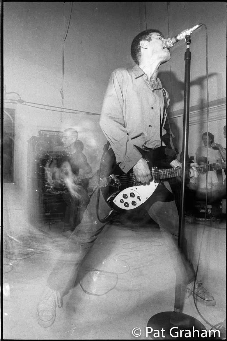 Image of Fugazi St Stephens Church WDC, 1992