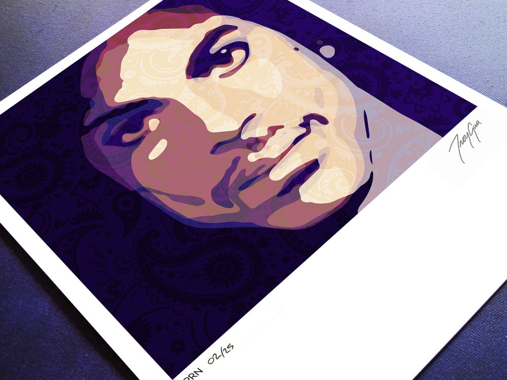 Image of 'PRN' Limited Edition Giclee Print