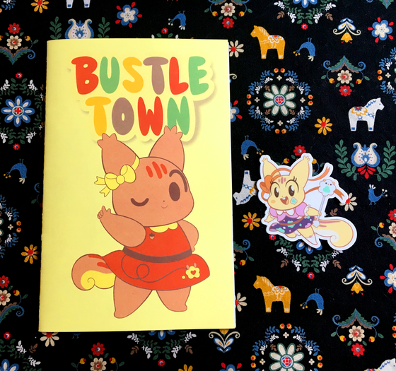Image of Bustletown Mini #1