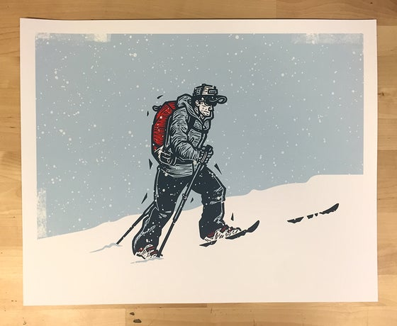 Image of Breaking Trail
