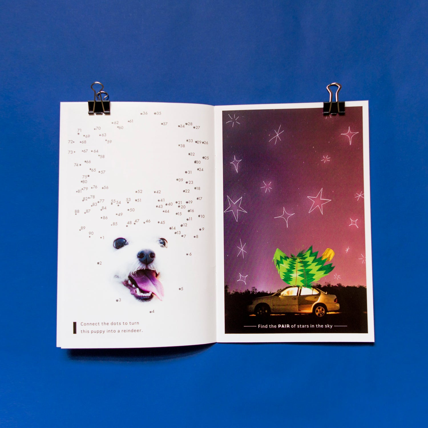Image of Holiday Activity Book