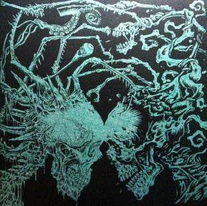 Image of Hostile Objects / Chinese Burns Unit Split 7""