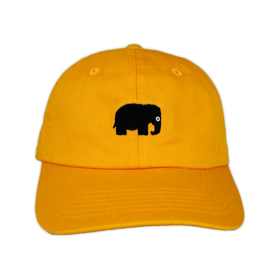 Image of Elephant Polo Hat (Gold)