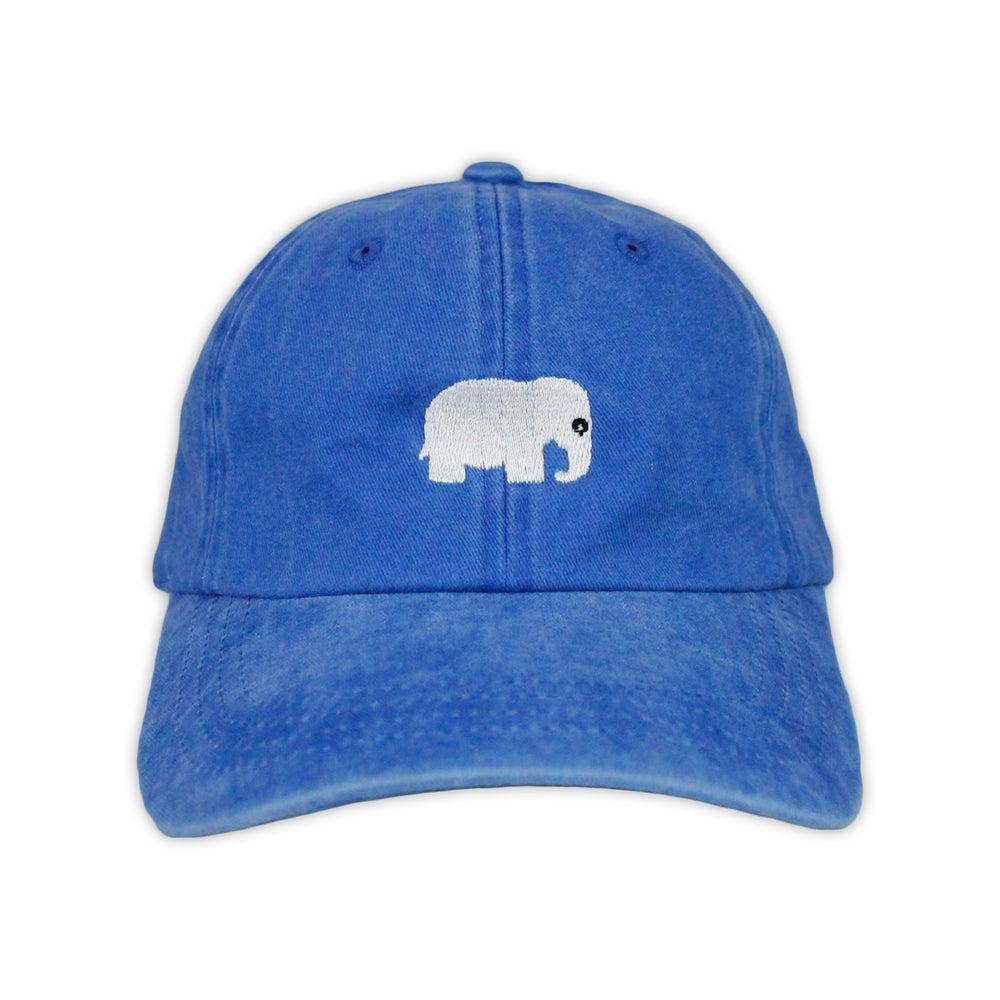 Image of Elephant Polo Hat (Vintage Royal)