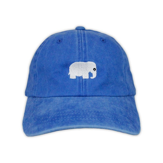 Image of Elephant Polo Hat (Vintage Royal)