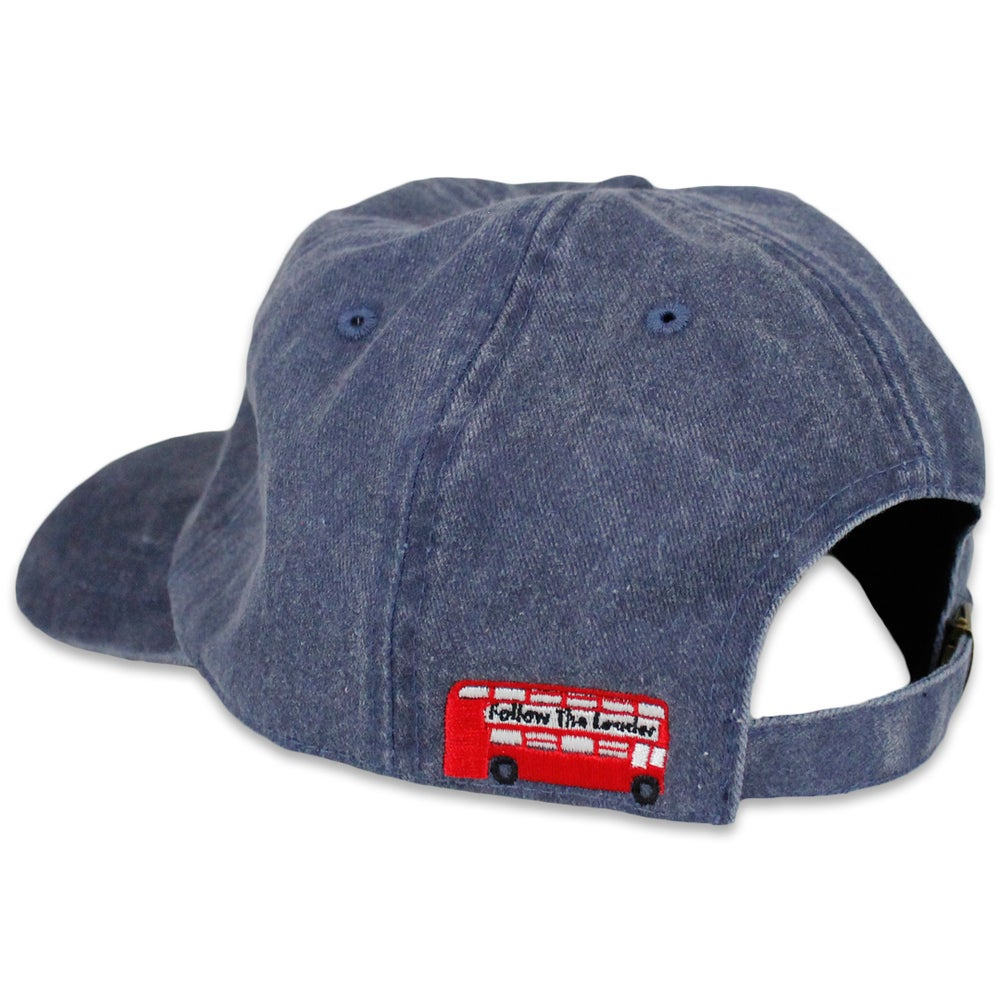 Image of London Connect Hat (Washed Navy)