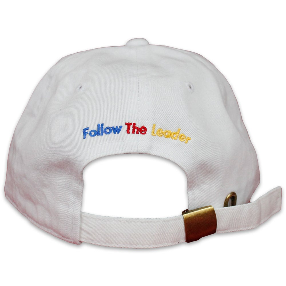 Image of Leader Hat White