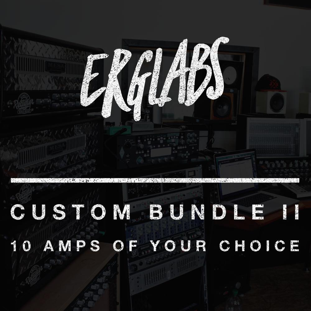 Image of ERGLabs - Custom Bundle II - 10 Amps of your Choice