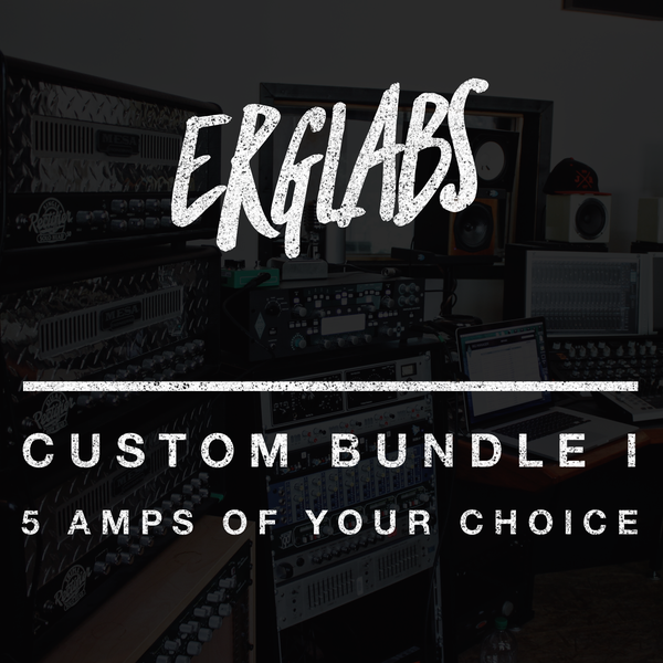 Image of ERGLabs - Custom Bundle I - 5 Amps of your Choice
