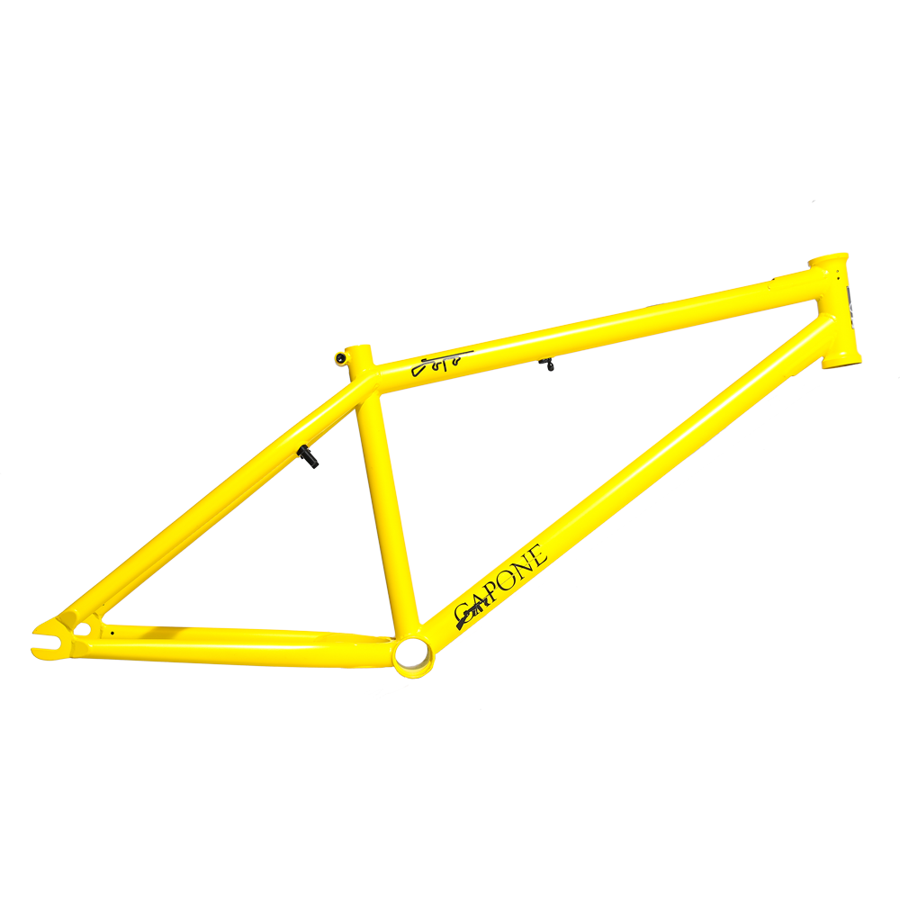 Image of Capone 2018 frame yellow