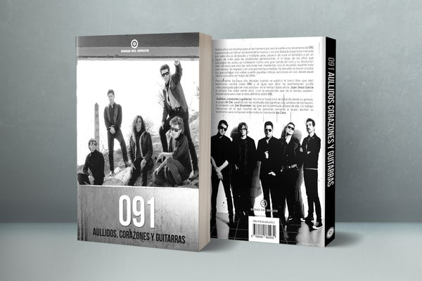 "Image of 091 ""AULLIDOS, CORAZONES Y GUITARRAS!"