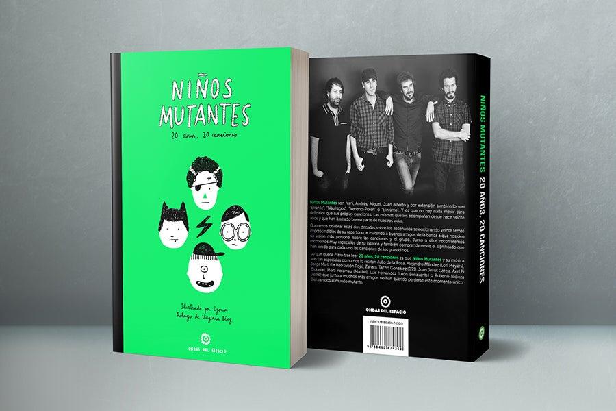 """Image of NIÑOS MUTANTES """"20 AÑOS, 20 CANCIONES"""""""