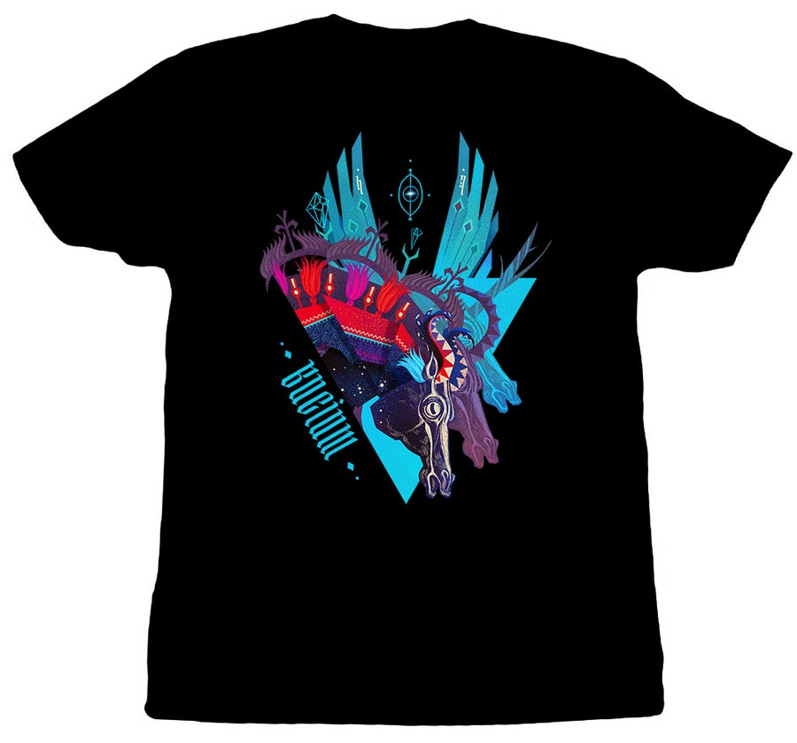 Image of Magic Horses T-shirt