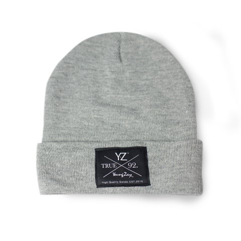 Image of ESTD 2010 Beanie (Heather-Gray)