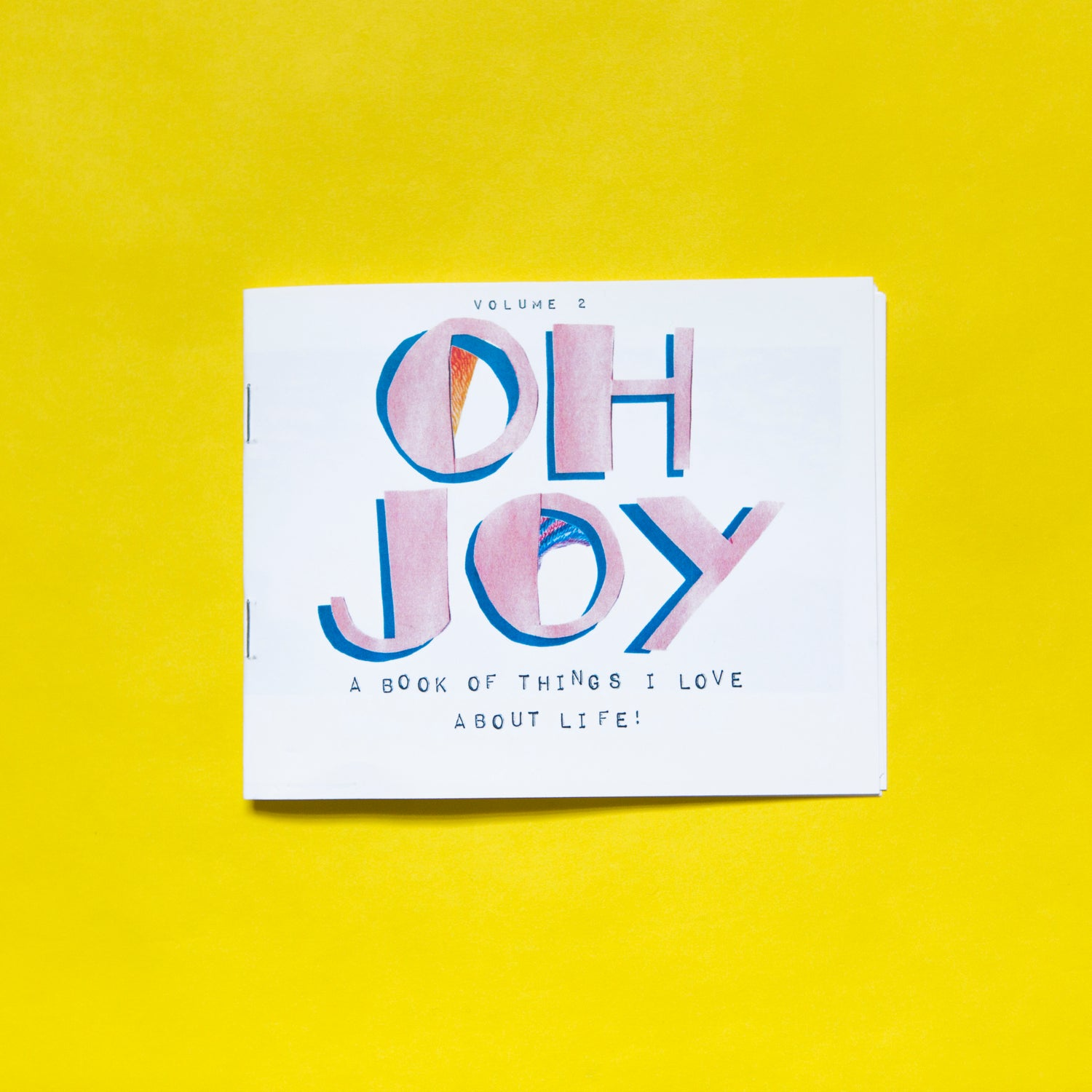Image of Oh Joy zine Vol 2