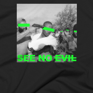 "Image of ""See No Evil"" - Slave Trade 2017 edition"