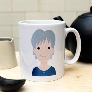 Image of Best mum since Judy Mug