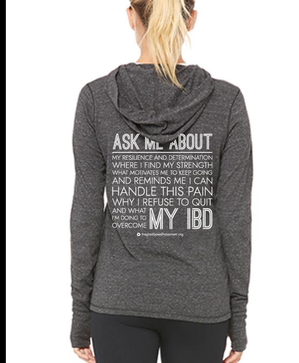 Image of IBD Empowerment Tech Hoodie (W) - 2017 Update