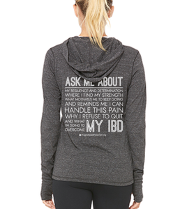 Image of IBD Empowerment Tech Hoodie (W) - 2017 Update