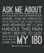Image of IBD Empowerment Tech Hoodie (M) - 2017 Update