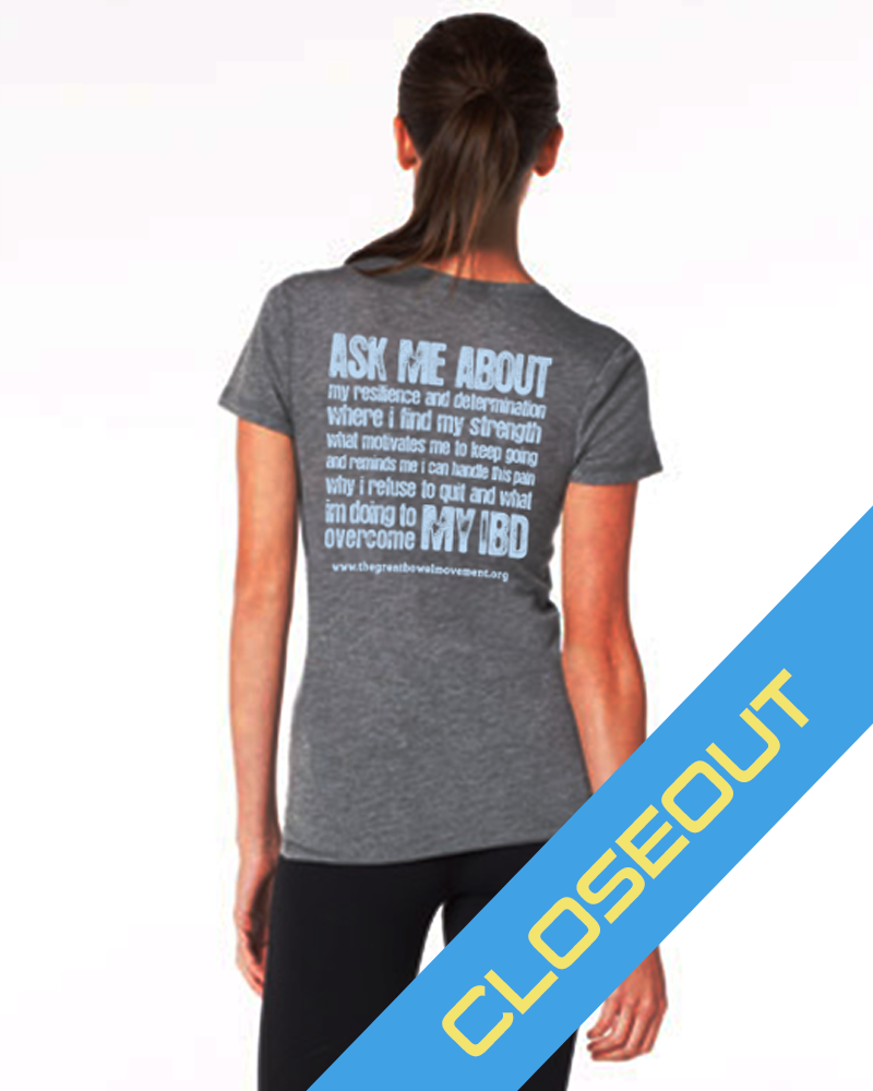 Image of IBD Empowerment Tech Tee - Women's