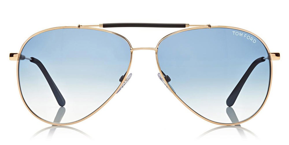 Image of TOM FORD TF378 GOLD/ BLUE- NOW 50% OFF!